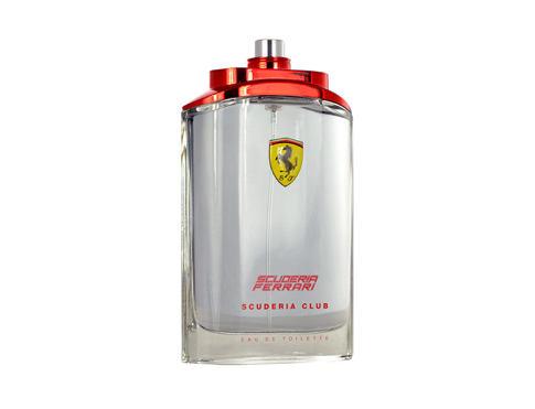 Ferrari Scuderia Ferrari Scuderia Club EDT 125 ml Tester pro muže