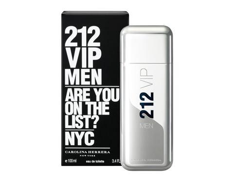 Carolina Herrera 212 VIP Men EDT 50 ml Tester pro muže