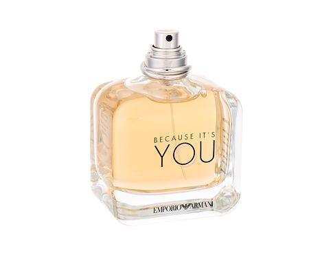 Giorgio Armani Emporio Armani Because It´s You EDP 100 ml Tester pro ženy