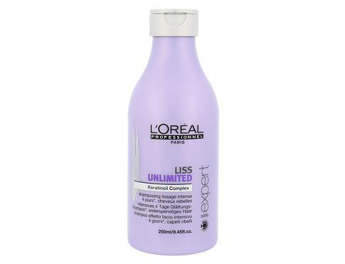 L´Oréal Professionnel Série Expert Liss Unlimited šampon 250 ml pro ženy