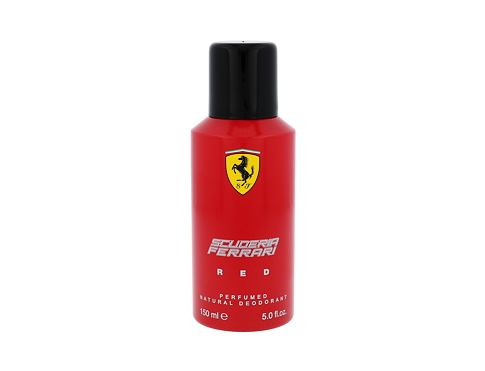 Ferrari Scuderia Ferrari Red deodorant 150 ml pro muže