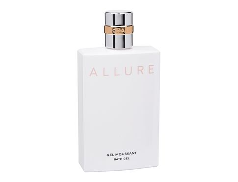 Chanel Allure sprchový gel 200 ml Poškozená krabička pro ženy