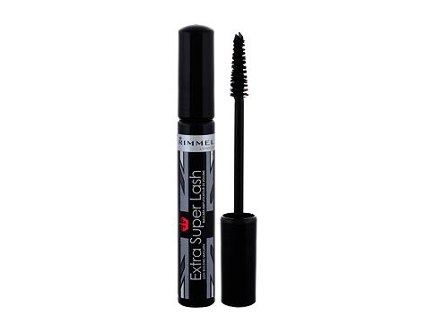 Řasenka Rimmel London Extra Super Lash 8 ml 101 Black